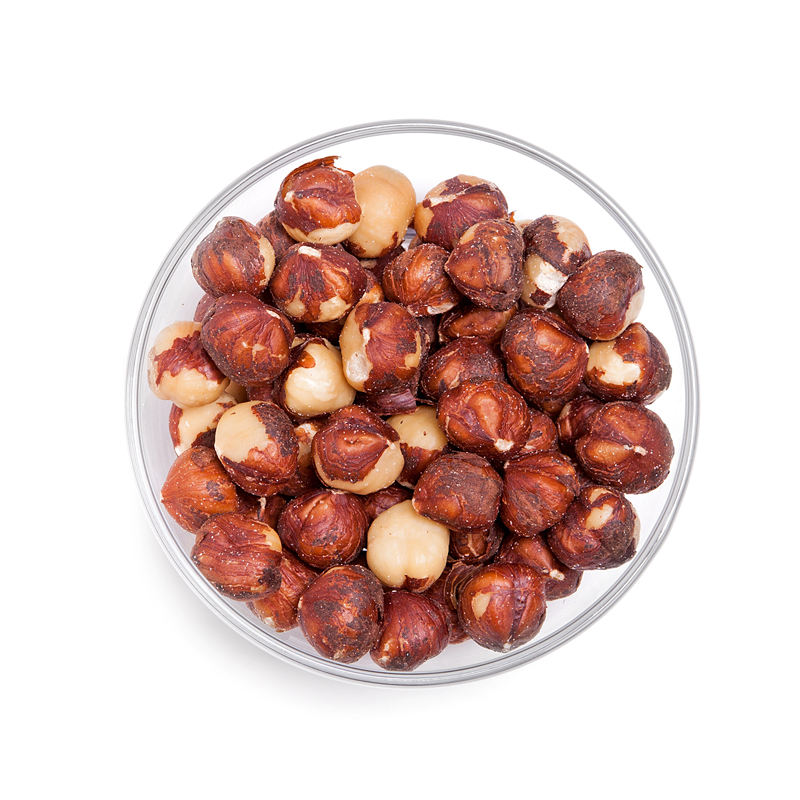 Filberts (Hazelnuts) Roasted/Salted